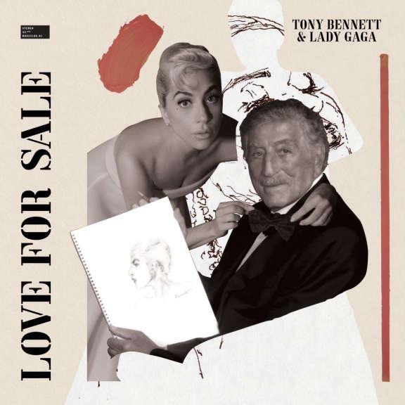 Tony Bennett & Lady Gaga Love For Sale LP 2021