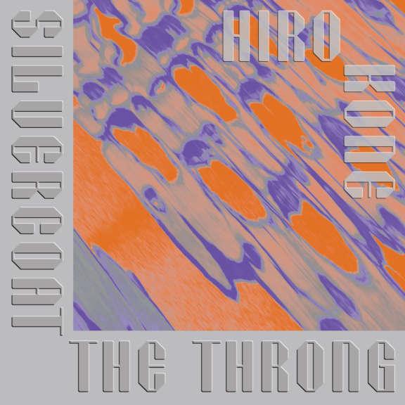 Hiro Kone Silvercoat the throng (coloured) LP 2021
