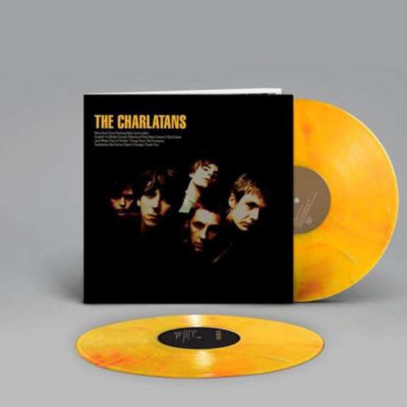 Charlatans Charlatans (coloured) LP 2021