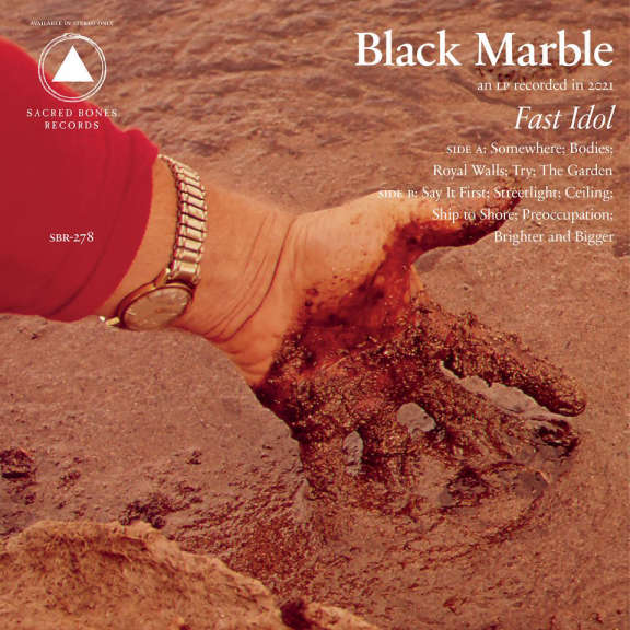 Black Marble Fast Idol (coloured) LP 2021