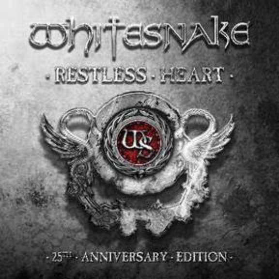 Whitesnake Restless Heart (25th anniversary) (coloured) LP 2021