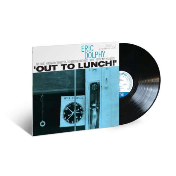 Eric Dolphy Out To Lunch LP 2021