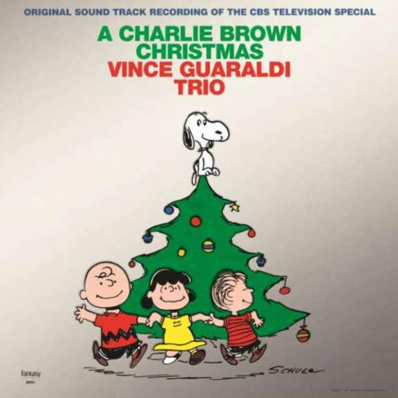 Vince Guaraldi Trio A Charlie Brown Christmas LP 2021