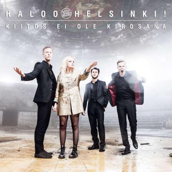 Haloo Helsinki Kiitos Ei Ole Kirosana LP 2021