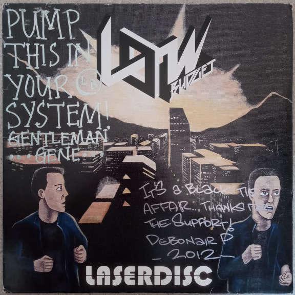 Low Budget Laserdisc LP 0