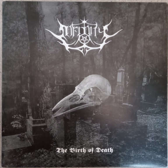 Infinity The Birth Of Death LP 0