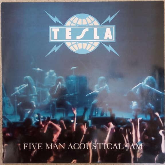 Tesla Five Man Acoustical Jam LP 0