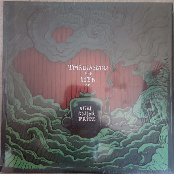 A Cat Called Fritz Tribulations And Life Of A Cat Called Fritz LP 0