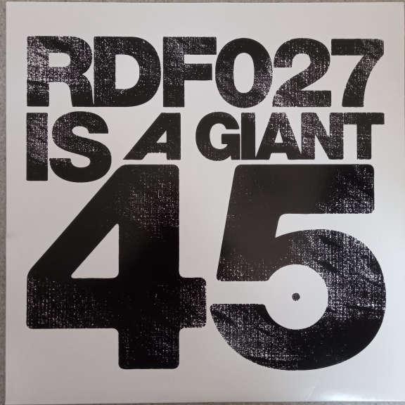 Damu The Fudgemunk Giant 45 LP 0
