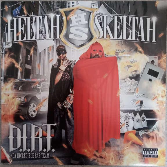 Heltah Skeltah D.I.R.T. (Da Incredible Rap Team) LP 0