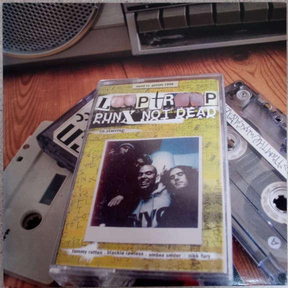Looptroop Punx Not Dead LP 0