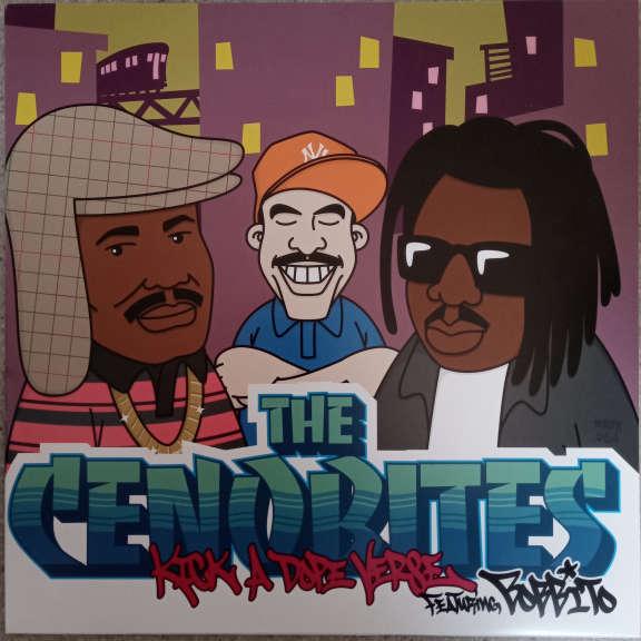 The Cenobites Featuring Bobbito Kick A Dope Verse LP 0