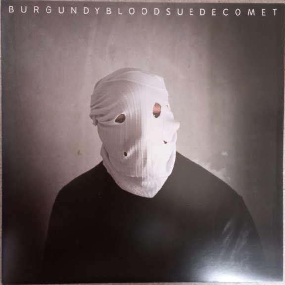 Burgundy Blood Suede Comet LP 0