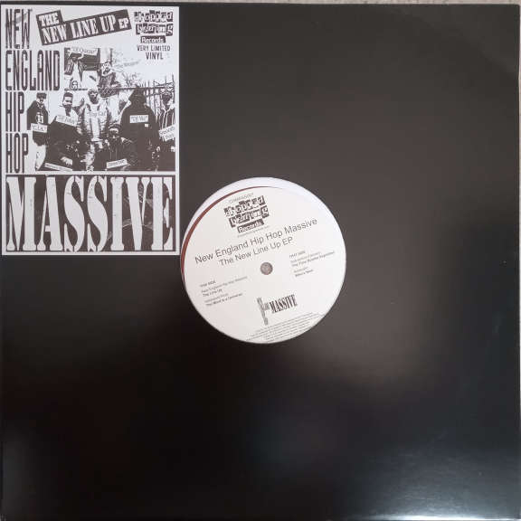 Various New England Hip Hop Massive - The New Line Up EP LP 0