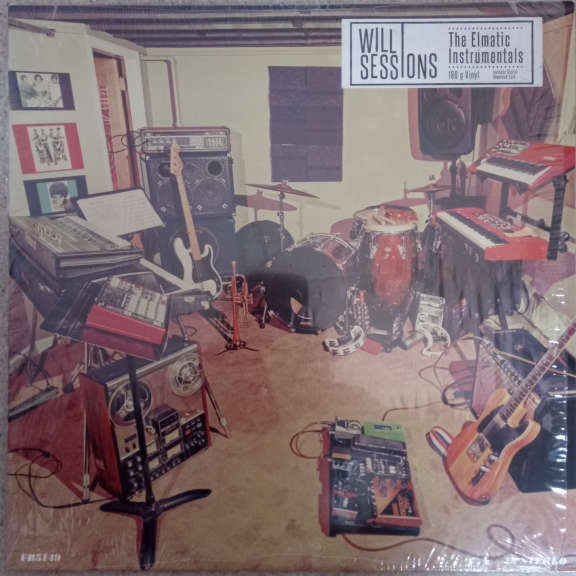 Will Sessions The Elmatic Instrumentals LP 0