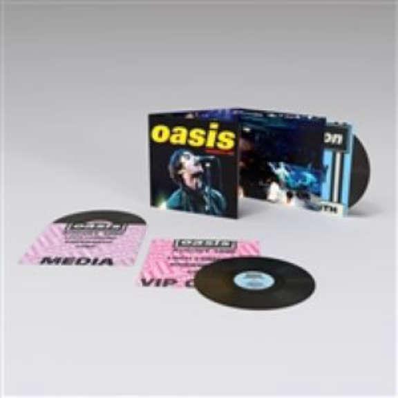 Oasis Knebworth 1996 LP 2021