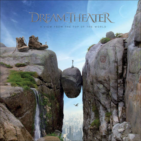 Dream Theater A View From The Top Of The World LP 2021