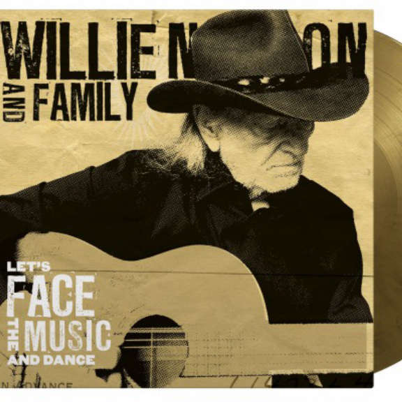 Willie Nelson Let's Face The Music And Dance (coloured) LP 2021