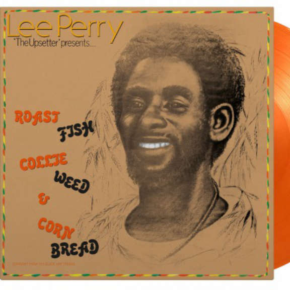 Lee Perry Roast Fish Collie Weed & Corn Bread (coloured) LP 2021