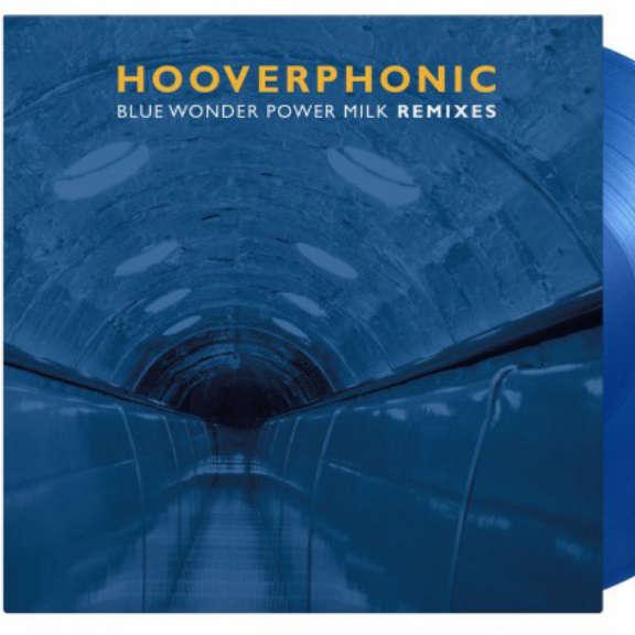Hooverphonic Blue Wonder Power Milk Remixes (coloured) LP 2021
