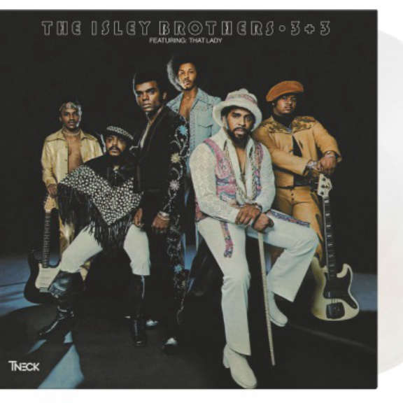 Isley Brothers 3 + 3 (coloured) LP 2021