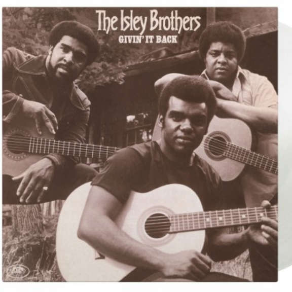 Isley Brothers Givin' It Back (50th anniversary) (coloured) LP 2021