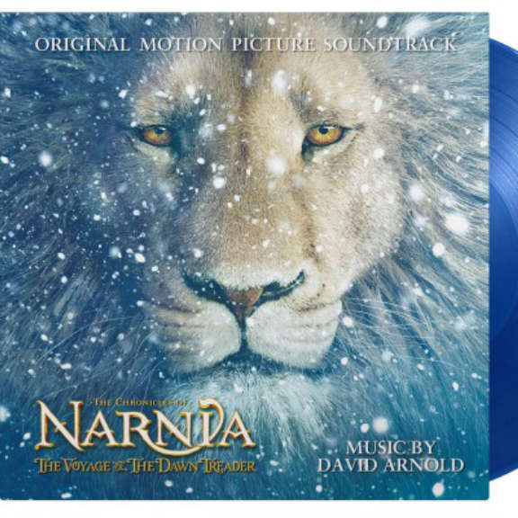 David Arnold (various artists) Soundtrack : Chronicles Of Narnia - The Voyage Of The Dawn Treader (coloured) LP 2021