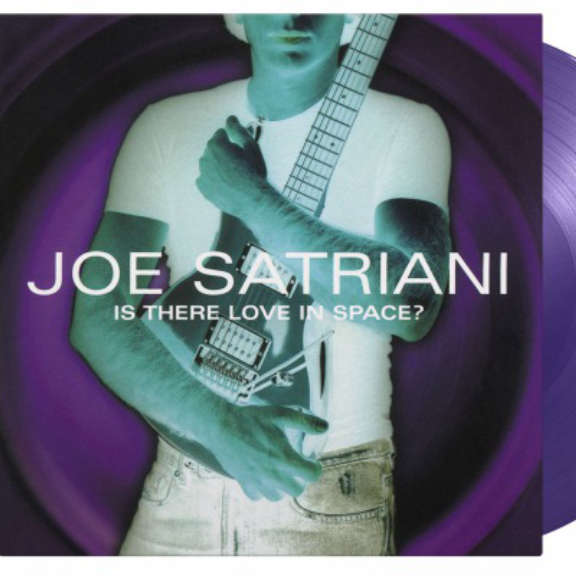 Joe Satriani Is There Love in Space? (coloured) LP 2021