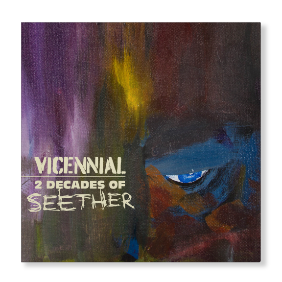 Seether Vicennial - 2 Decades of Seether LP 2021