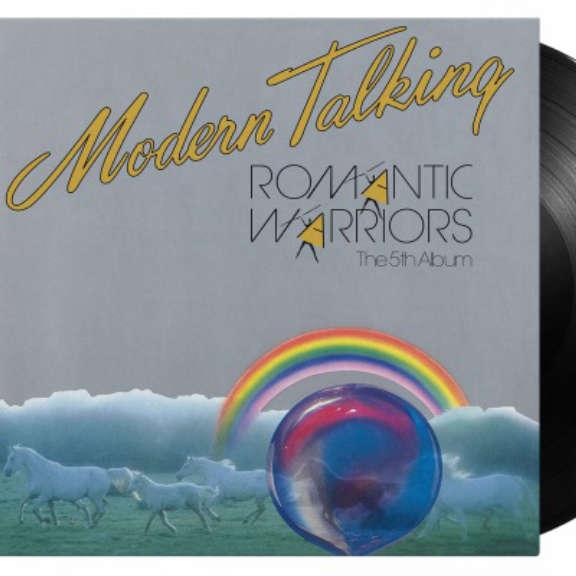 Modern Talking Romantic Warriors LP 2021