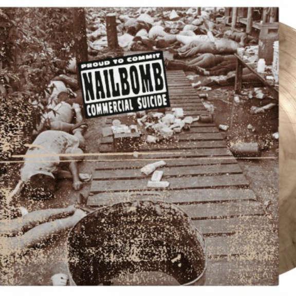Nailbomb Proud To Commit Commercial Suicide (coloured) LP 2021