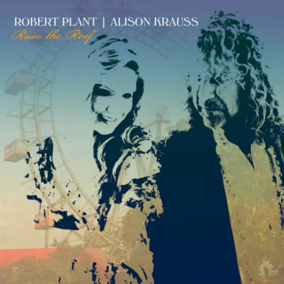 Robert Plant & Alison Krauss Raise The Roof (black) LP 2021