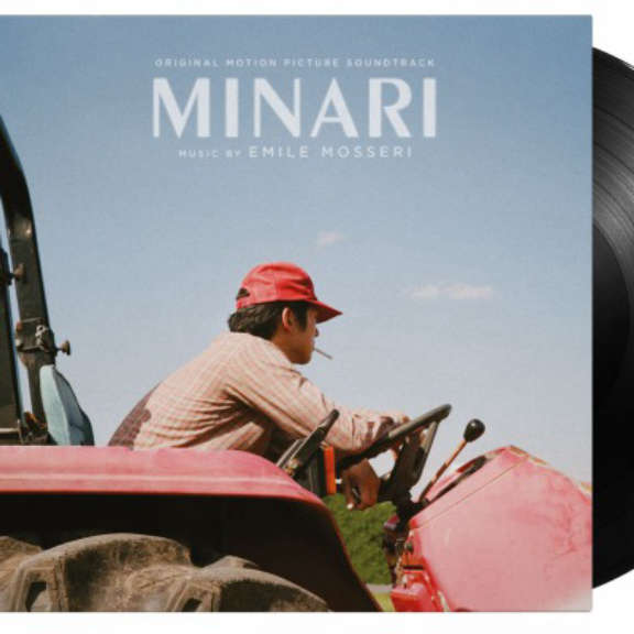 Emile Mosseri (various artists) Soundtrack : Minari (black) LP 2021