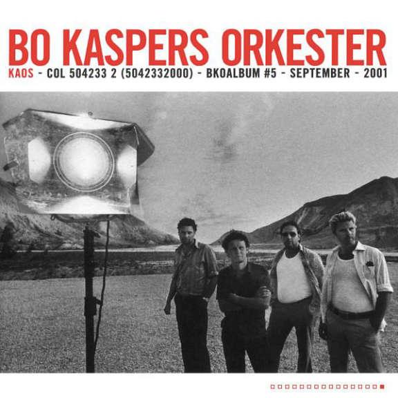 Bo Kaspers Orkester Kaos LP 2021
