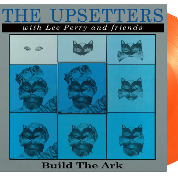 The Upsetters With Lee Perry And Friends Build The Ark (coloured) LP 2021