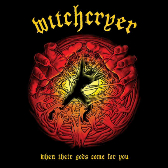 Witchcryer When Their Gods Come For You LP 2021