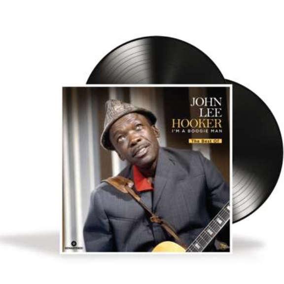 John Lee Hooker I'm A Boogie Man LP 2021