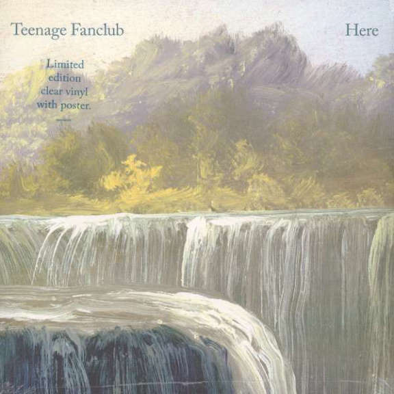 Teenage Fanclub Here (coloured) LP 2021