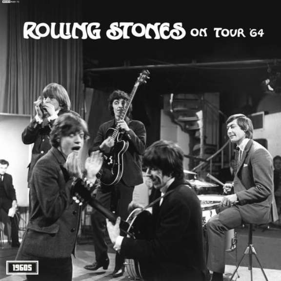 The Rolling Stones Let The Airwaves Flow Volume 6 (On Tour '64) LP 2021