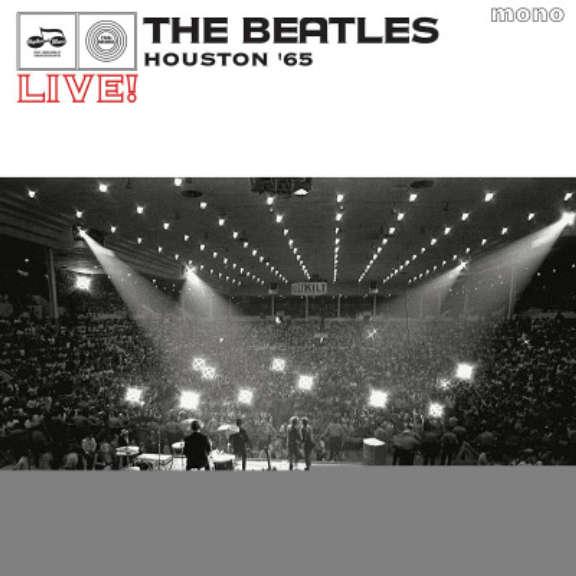 The Beatles Houston '65 live! LP 2021