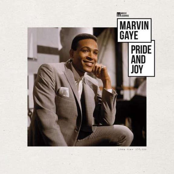 Marvin Gaye Pride and Joy LP 2021
