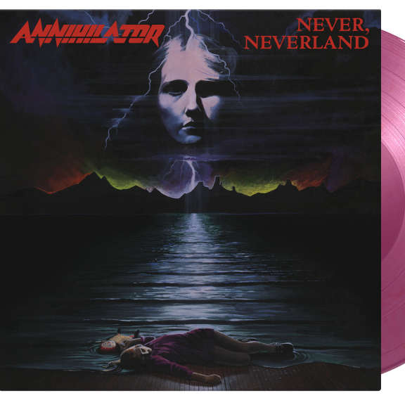 Annihilator Never, Neverland (coloured) LP 2021