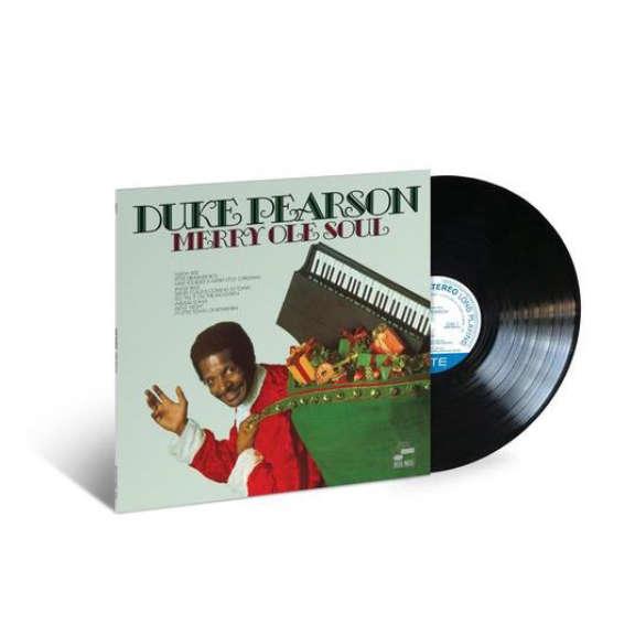 Duke Pearson Merry Ole Soul LP 2021