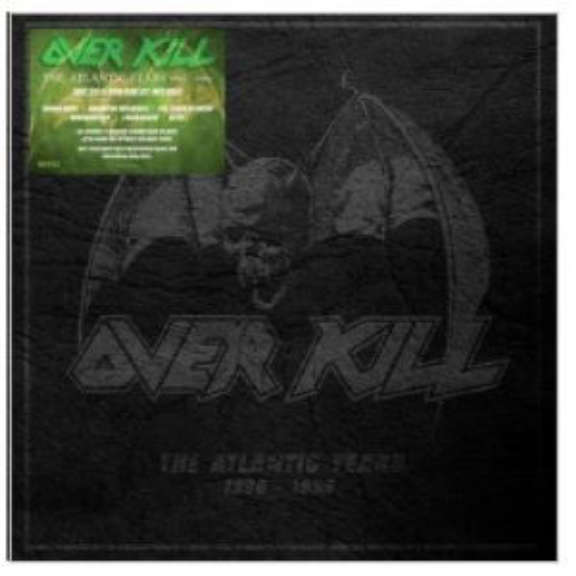 Overkill The Atlantic Years 1986 - 1996 LP 2021