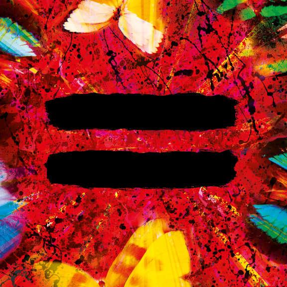 """Ed Sheeran """"Equals"""" (black) LP 2021"""