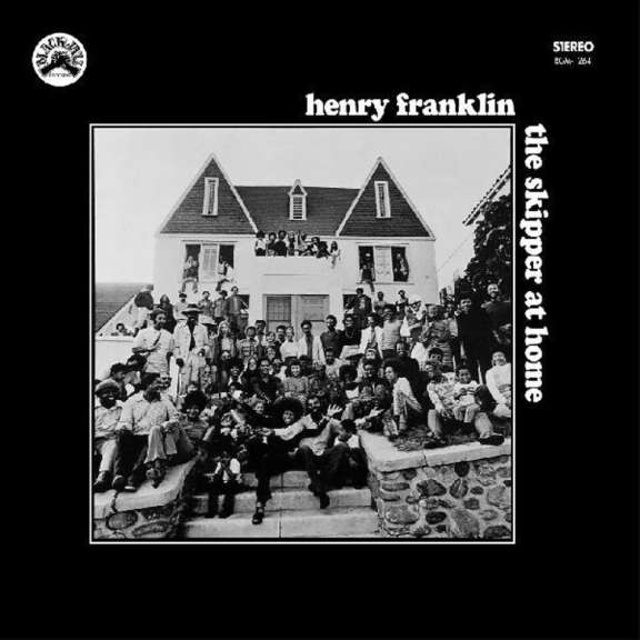 Henry Franklin The Skipper At Home LP 0