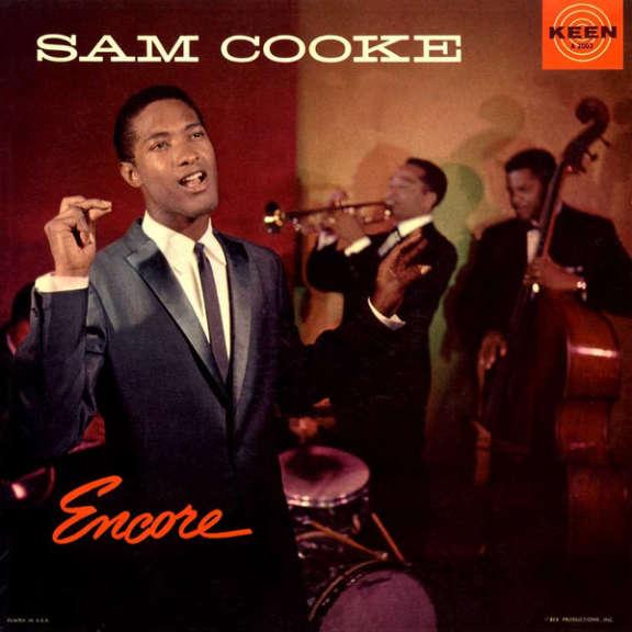 Sam Cooke Encore LP 0