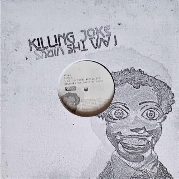 Killing Joke I Am The Virus LP 0