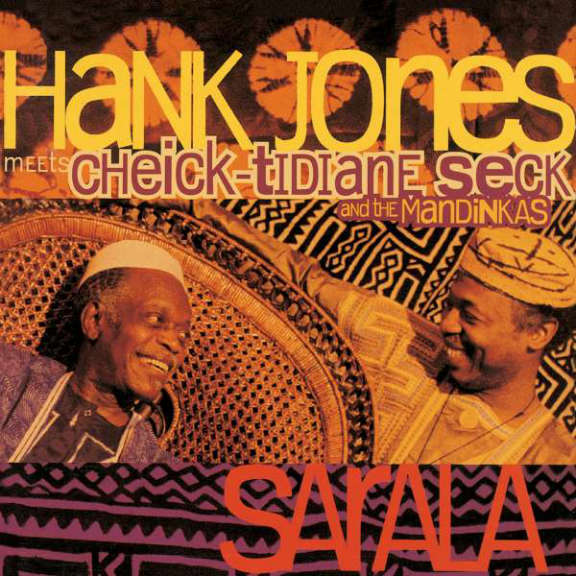 Hank Jones Sarala LP 2021