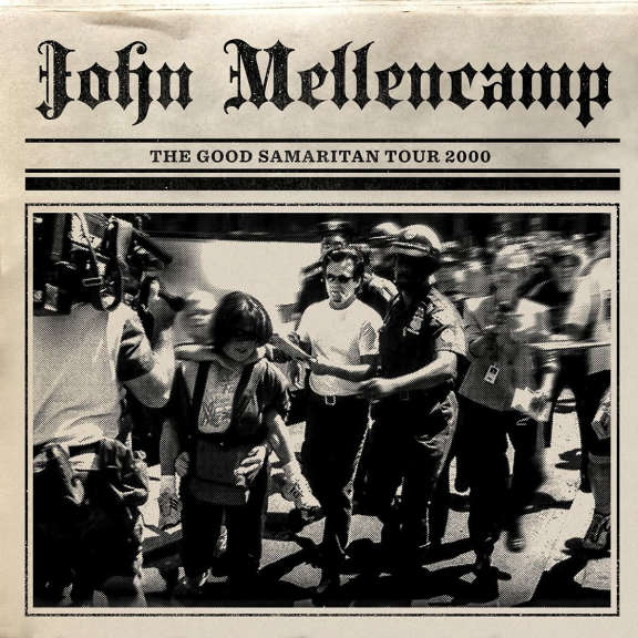 John Mellencamp The Good Samaritan Tour 2000 LP 2021